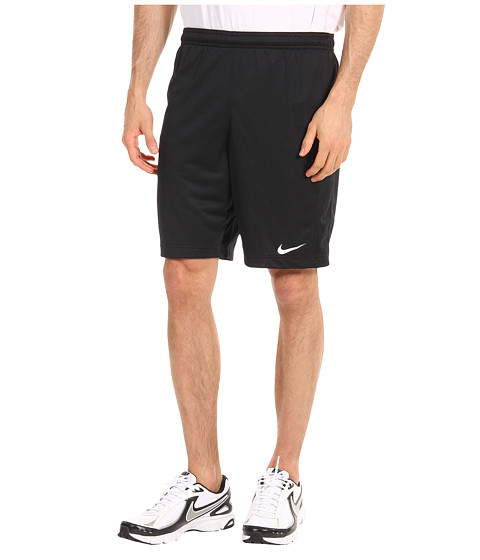 Pantaloni Nike - Longer Knit Short With Brief - Black/White