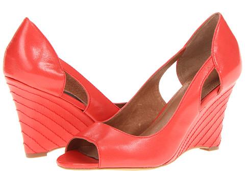 Pantofi Corso Como - Smith - New Coral Capra