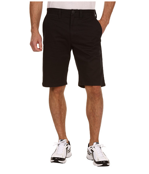 Pantaloni Nike - Hawthorne Slouch Stretch Chino Short - Black/Black