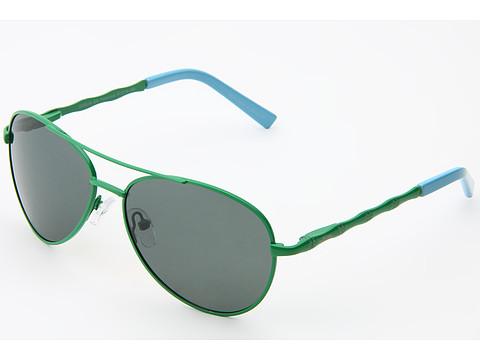 Ochelari Lilly Pulitzer - Amelia (Polarized) - Palm Green/Worth Blue/Green Polarized