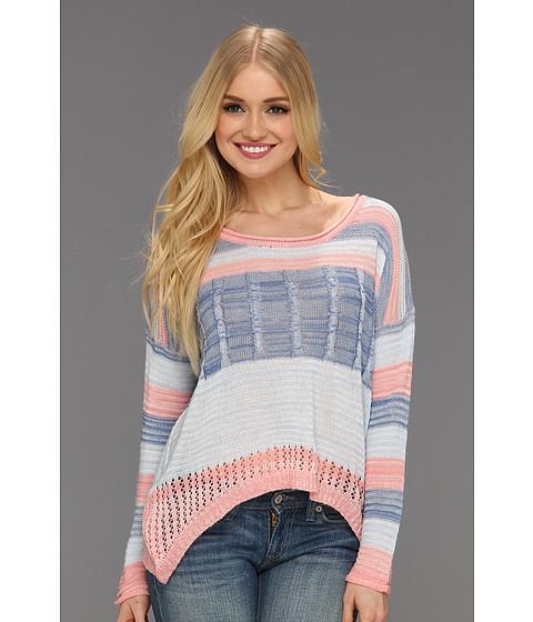 Bluze Gabriella Rocha - Madi Stripe Sweater - Pink/Blue