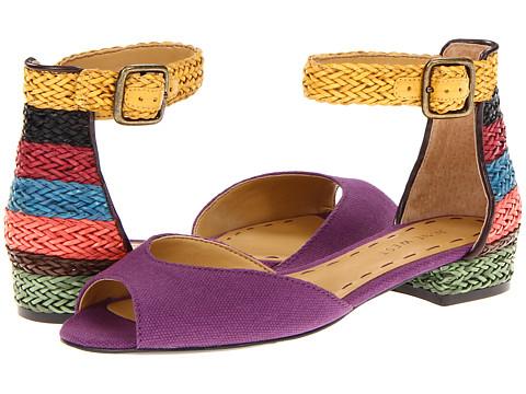 Sandale Nine West - Dromio - Yellow Multi Synthetic
