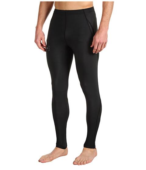 Pantaloni Under Armour - Draft Compression Legging - Black/Black/Reflective