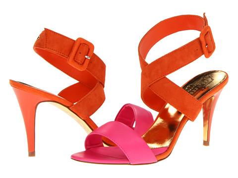 Pantofi Ted Baker - Jolea - Orange/Pink Suede