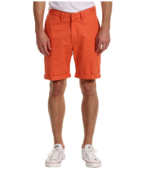 Pantaloni Vans - Except Cuffed Chino Short - Nasturtium