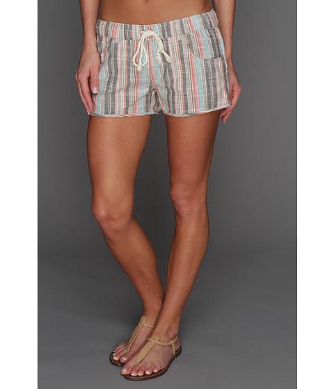 Pantaloni Roxy - Dolphin Short - True Black Stripe