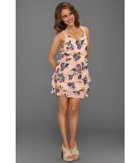 Rochii Gabriella Rocha - Hazel Floral Dress - Peach