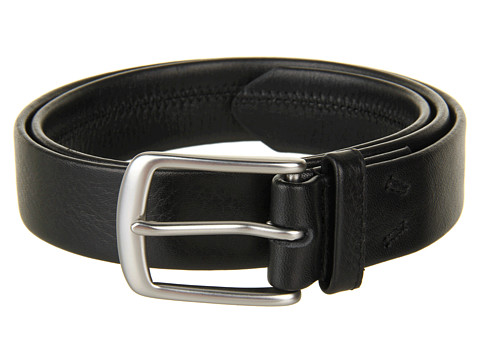 Curele John Varvatos - 32mm Harness on Tubular Strap - Black