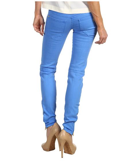 Pantaloni DSQUARED2 - Pants 5 Pocket - Turquoise