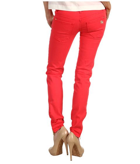 Pantaloni DSQUARED2 - Pants 5 Pocket - Coral