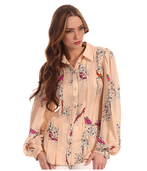 Bluze Rachel Roy - Bird Blouse - Bloom Multi