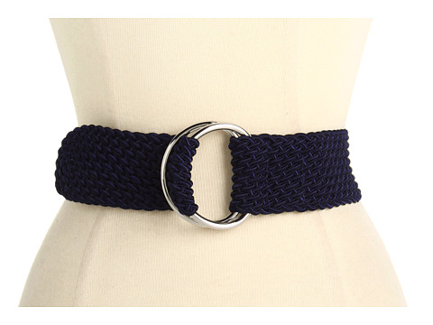 "Curele LAUREN Ralph Lauren - 2"" Nylon Cord Belt - Navy"