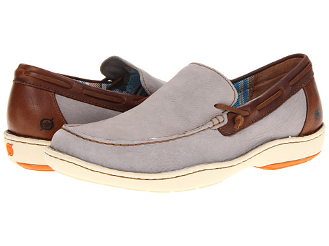 Pantofi Born - Crest - Sky Grey Waterproof Nubuck