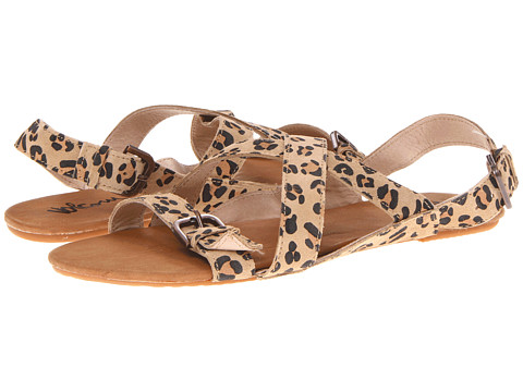 Sandale Volcom - One of a Kind Creedlers - Leopard