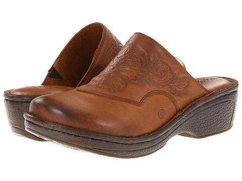 Sandale Born - Edin - Whiskey Burnished Full Grain Leather