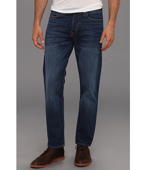 "Blugi Lucky Brand - 121 Heritage Slim 30"" in Medium Edwin Warner - Medium Edwin Warner"
