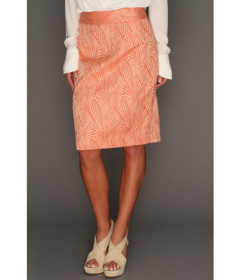 Fuste Calvin Klein - Pencil Skirt 3 - Porcelain Rose/Bellini Comob