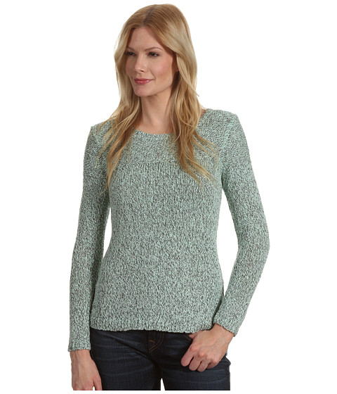 Tricouri Calvin Klein - Marled Pullover Sweater - Opal