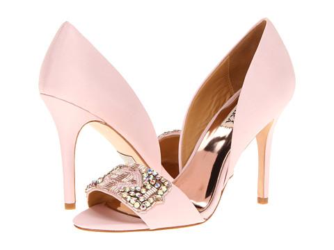 Pantofi Badgley Mischka - Alessandra - Pink