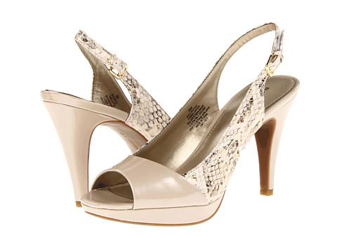 Pantofi Bandolino - Curated - Natural Multi Fabric