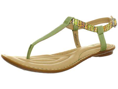 Sandale Born - Farrah - Crown Collection - Giada (Green) Patent
