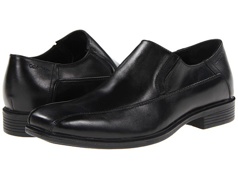Pantofi Calvin Klein - Fane - Black Dress Calf