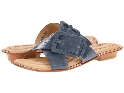 Sandale Born - Gayla - Crown Collection - Marina (Blue) Veg