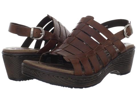 Sandale Born - Inya - Whiskey (Rust) Full Grain Leather