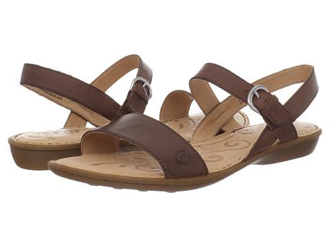 Sandale Born - Janna Sandal - Tan Saddle