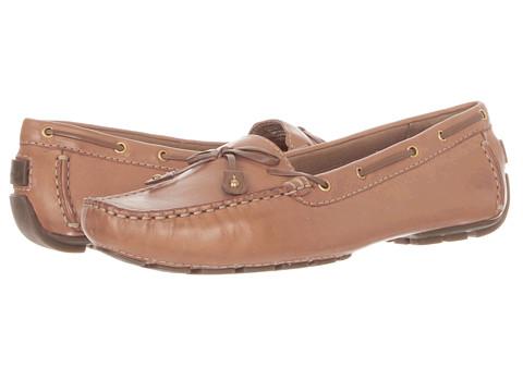 Pantofi Clarks - Dunbar Racer - Orange Leather