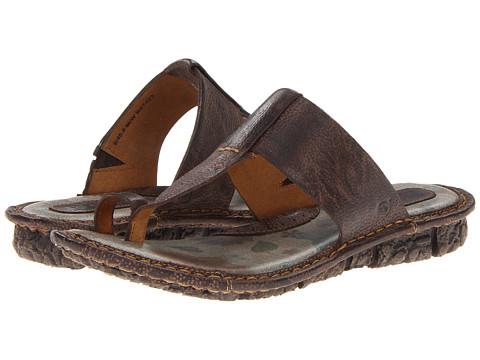Sandale Born - Maja - Espresso (Dark Brown) Full Grain Leather