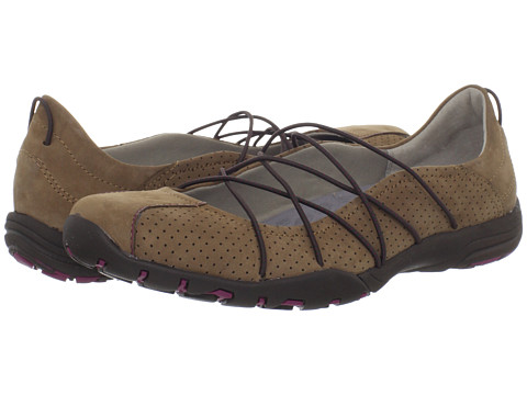 Balerini Clarks - Sprint Carbon - Smokey Brown with Winterberry