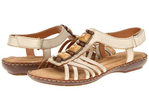 Sandale Clarks - Brisk Freesia - Gold Leather