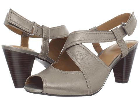 Sandale Clarks - Piano Bridge - Platinum Leather