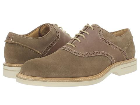 Pantofi Sperry Top-Sider - Gold Ox Saddle w/ASV - Brown Suede/Brown