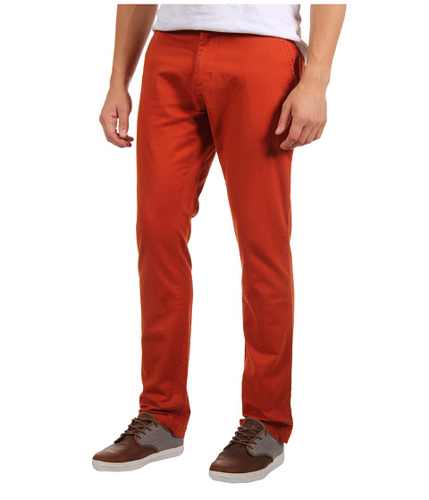 Pantaloni Obey - Layover Chino - Picante