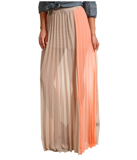 Fuste Obey - Saint-Laurent Skirt - Light Grey