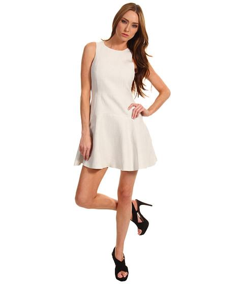 Rochii Tibi - Sleeveless Dress - Silver Grey