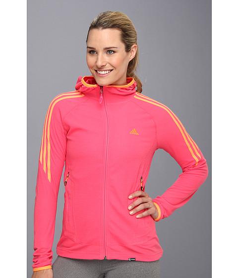 Bluze adidas - Terrex Swift CoconaÃ'® Hoodie Jacket - Bahia Pink