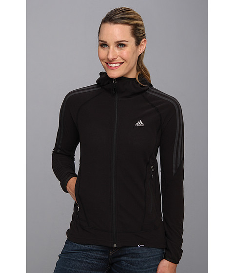Bluze adidas - Terrex Swift CoconaÃ'® Hoodie Jacket - Black