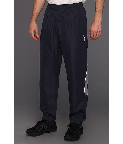 Pantaloni Reebok - Woven Pant - Athletic Grey/Tin Grey/White