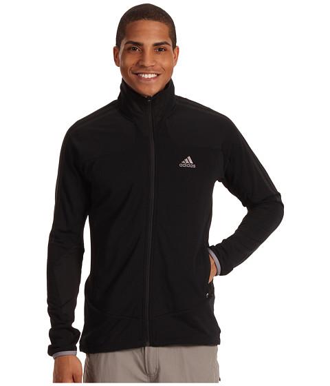 Jachete adidas - Terrex Swift Fleece Jacket - Black/Tech Grey