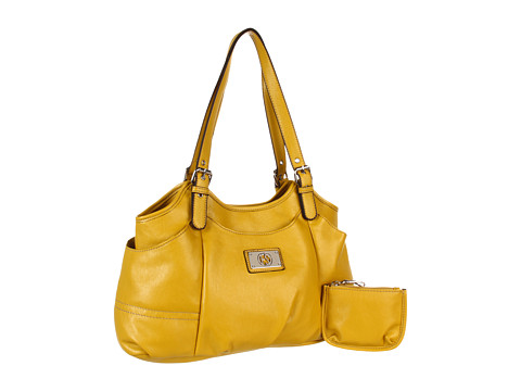 Posete Franco Sarto - Brooklyn Tote - Yellow