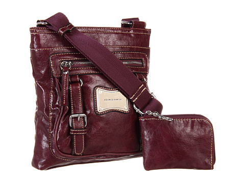 Posete Franco Sarto - West Side Crossbody - Plum