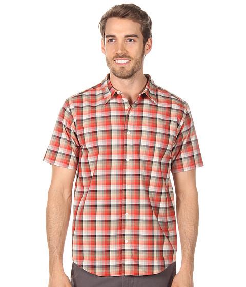 Camasi Patagonia - Fezzman Shirt - Hacksaw/Paintbrush Red