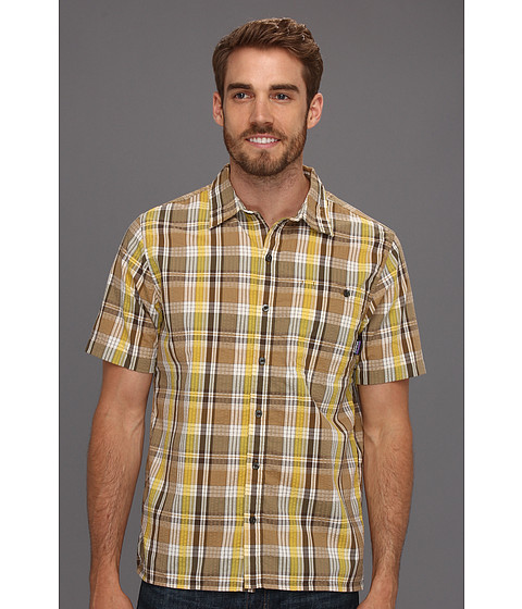 Camasi Patagonia - PuckerwareÃ'® Shirt - Heave To/Chromatic Yellow