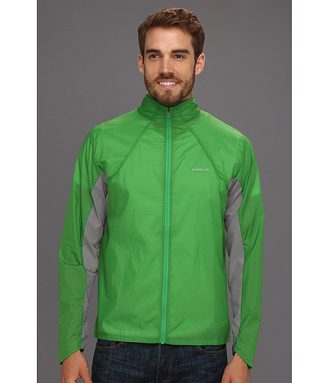Jachete Patagonia - Nine Trails Jacket -  Cilantro