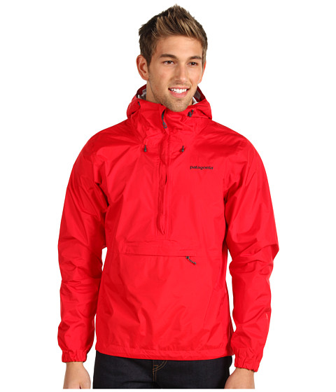 Jachete Patagonia - Torrentshell Pullover - Red Delicious