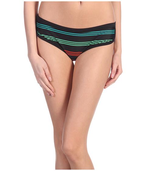 Costume de baie Patagonia - Print Paries Bottom - Narrow Swim Stripe/Black