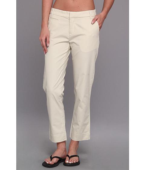 Pantaloni Patagonia - Stretch All-Wear Capri - Bleached Stone